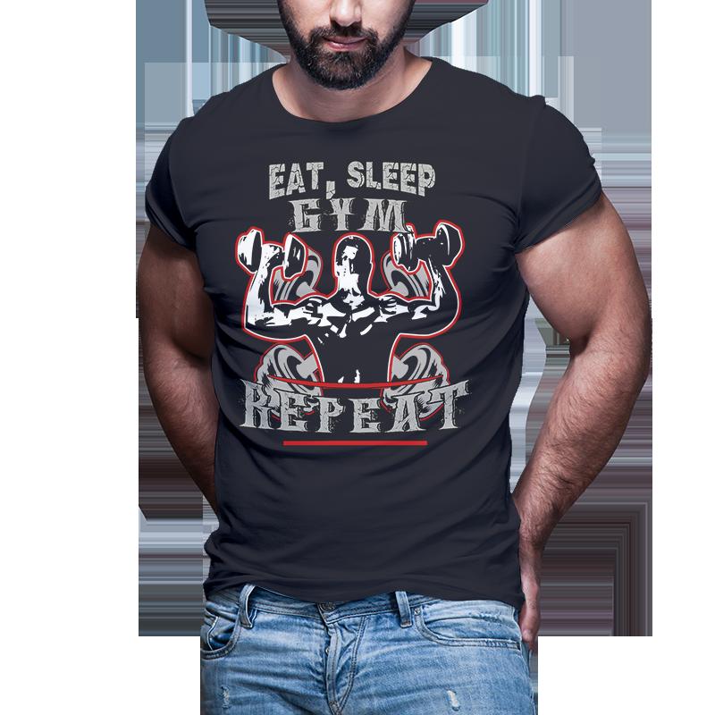 53 Fitness GYM motivation tshirt designs bundle
