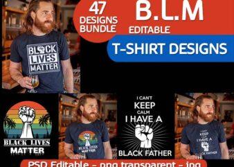 47 black lives matter i cant breathe george floyd shirt Bundle PSD file EDITABLE t shirt bundles buy tshirt design REVISI RESOLUSION
