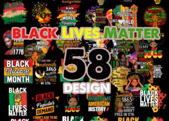 Black Lives Matter Bundle SVG, uneteenth PNG Bundle, Juneteenth Black Americans Independence 1865 png, Black History Month Png, African American Fist Hand Png Bundle Black Girls Been Magic Black History Month Black Lives Matter Png Bundle