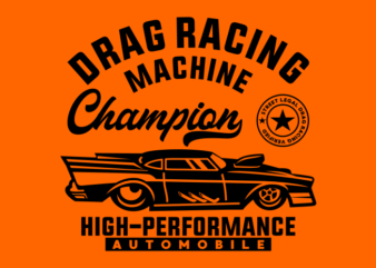 DRAG RACE MACHINE