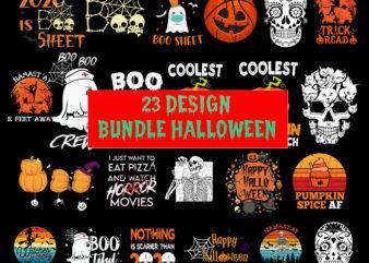 Bundle Halloween svg, Halloween svg, Halloween Design, Ghost vector, Ghost svg, halloween 2021 pumpkin svg, Halloween 2021 svg, Hocus Pocus svg, Boo svg, Witch svg, Pumpkin svg