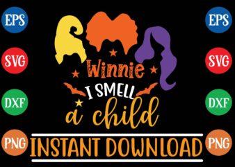 winnie i smell child t shirt template