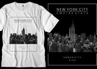 new york city t shirt design