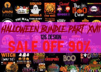 Halloween SVG Bundle part 17 Halloween svg, Ghost svg, Hocus Pocus svg, Gnomies SVG, Pumpkin svg, Boo svg, Trick or Treat svg, Witch svg, Cricut