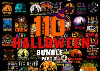 Halloween SVG Bundle part 21, Halloween svg, Ghost svg, Hocus Pocus svg, Pumpkin svg, Boo svg, Trick or Treat svg, Witch svg, Cricut, Silhouette PNG