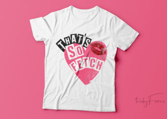That's so fetch| t-shirt design for sale.