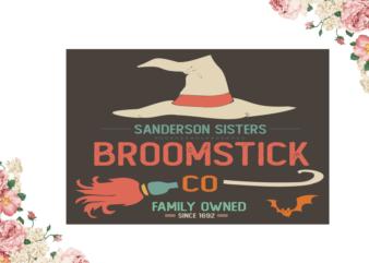 Sanderson Sisters Broomstick Co