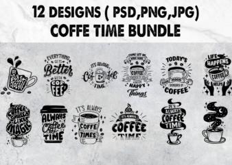 Coffe Time Bundle