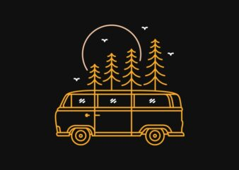 Summer Van Journey