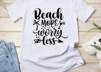 Beach More Worry Less