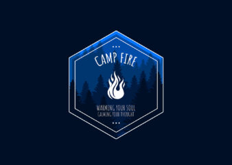 Outdoor Campfire Inspirational Quotes