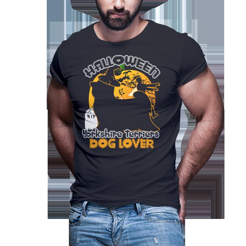 37 DOG Halloween pumpkin zombie tshirt design bundle