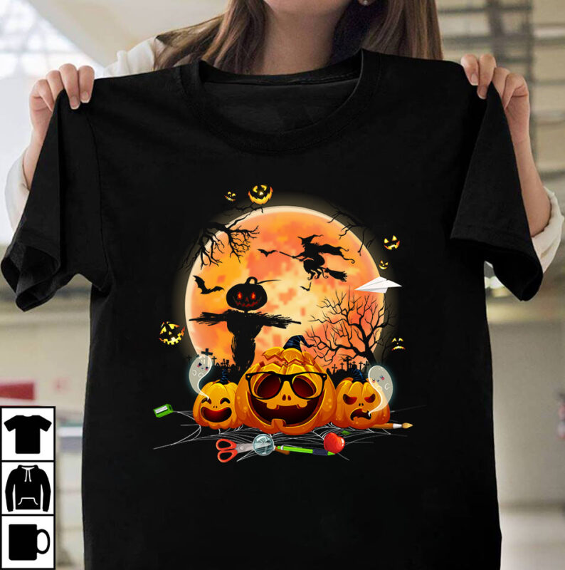 SPECIAL HALLOWEEN BUNDLE PART 15 – 24 EDITABLE DESIGNS – 90% OFF-PSD and PNG – LIMITED TIME ONLY!