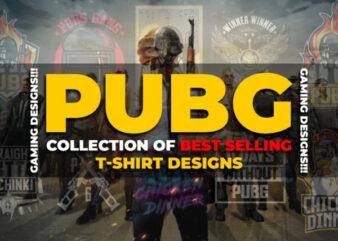 Pubg Game T-Shirt design Bundle, Gaming T-Shirt Designs, Pochinki, Players underground battle ground, Gaming, Game T-shirts, Chicken Dinner, Pubg Gang