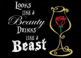 Drinks Like A Beast