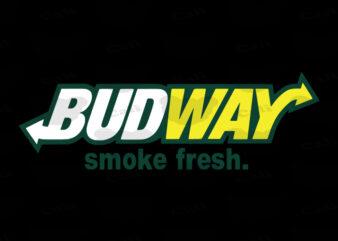 BUDWAY Smoke Fresh