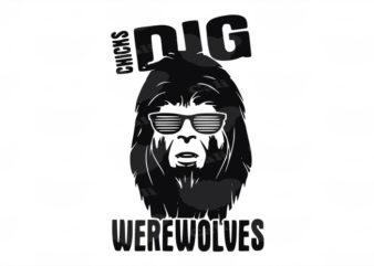 Chicks Dig Werewolves