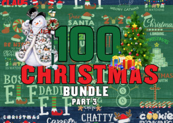 Christmas Bundle SVG Part 3, Merry Christmas svg, Christmas lights svg, christmas svg, snowman svg, Christmas Truck svg For Cricut Silhouette