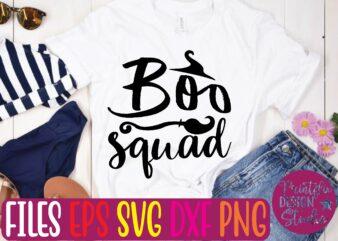 Boo sauad graphic t shirt