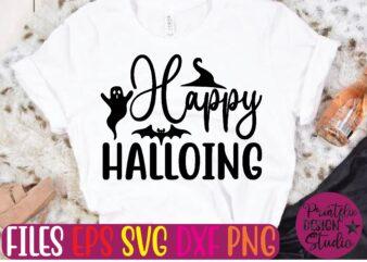 Happy halloing graphic t shirt