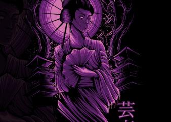 geisha (darkart)