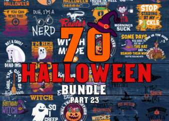 Halloween Svg Bundle part 23, Halloween Vector, Sarcastic Svg, Dxf Eps Png, Silhouette, Cricut, Cameo, Digital, Funny Mom Svg, Witch Svg, Ghost Svg