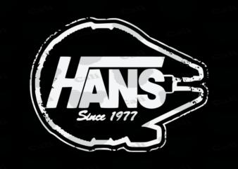 Hans…Since 1977
