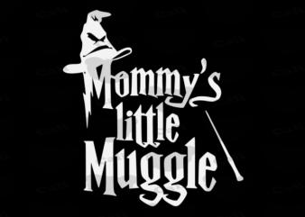 Mommy's Little Muggle
