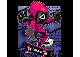 Squid Game Cartoon