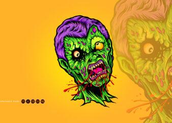 Monster Blood Horror Halloween