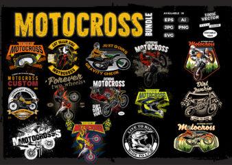 Motocross Design Bundle