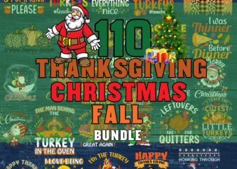 Thanksgiving Christmas Fall Bundle SVG, Fall svg, Happy fall svg, Fall svg bundle, Autumn svg bundle, Svg Designs, PNG, Pumpkin svg, Silhouette, Cricut