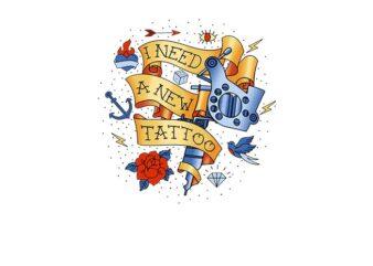 I need new tattoo
