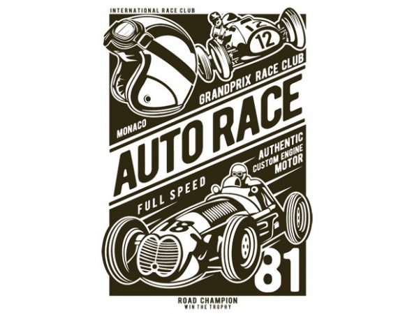 Auto Race BTD 600x450 - Auto Race buy t shirt design