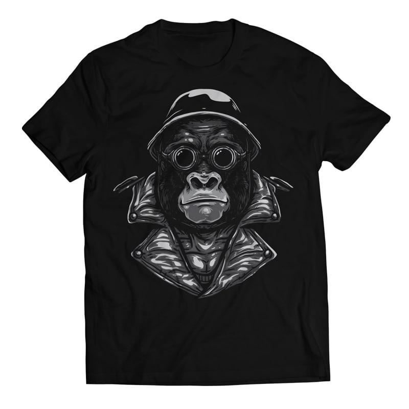Big Bro – Gorilla Bikers tshirt-factory.com