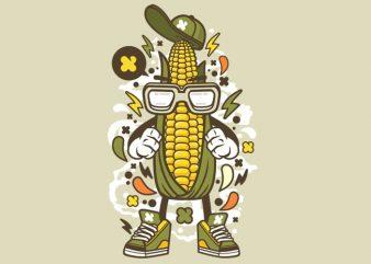 Children Of The Corn t shirt vector file