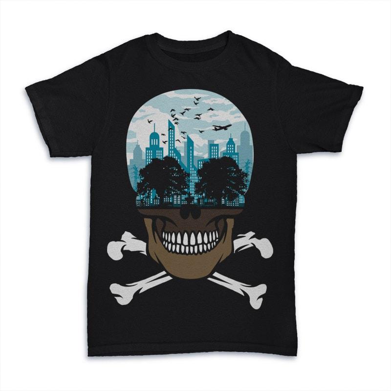 Death City tshirt-factory.com