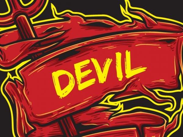 Devil Inside 600x450 - Devil Inside buy t shirt design