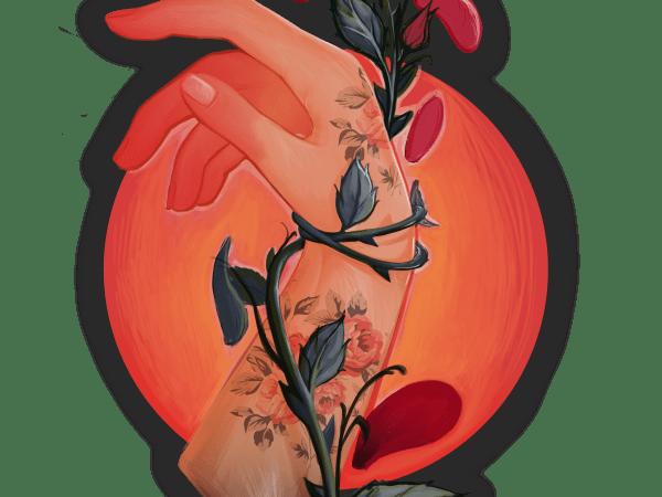Edens roses 600x450 - Eden's roses buy t shirt design
