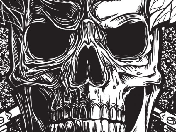 Empty Soul 600x450 - Empty Soul - Skull buy t shirt design