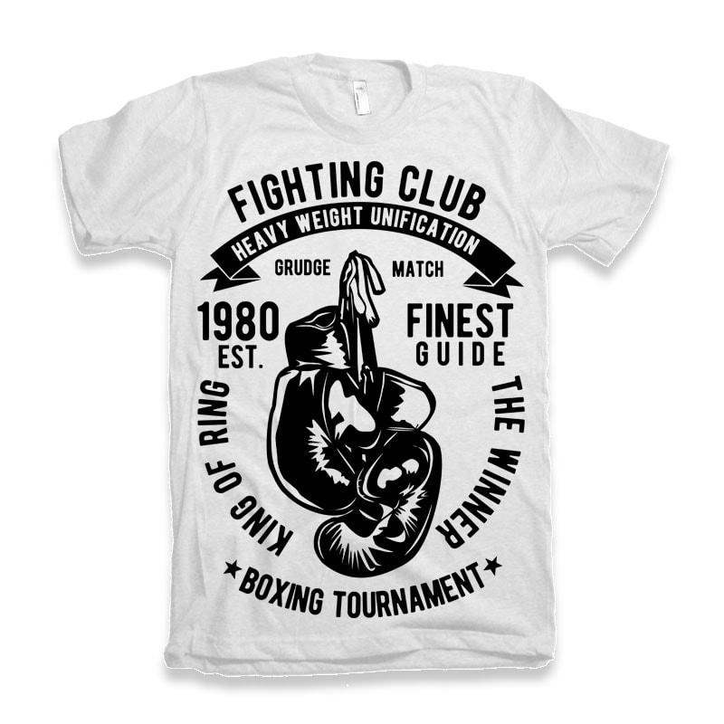 Fighting Club tshirt-factory.com