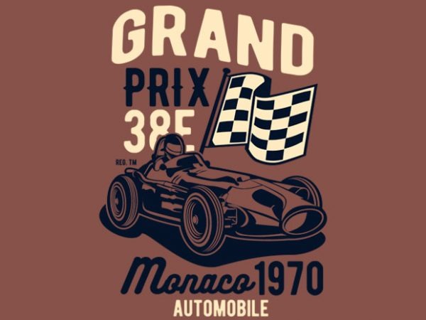 Grand Prix BTD  600x450 - Grand Prix buy t shirt design