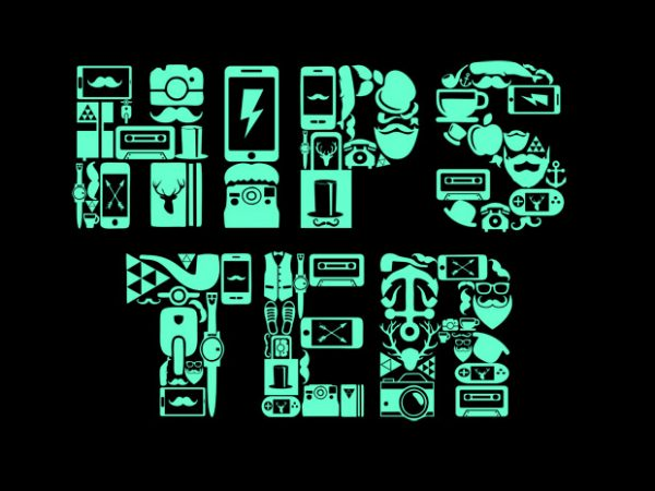 Hipster Preview 600x450 - Hipster buy t shirt design