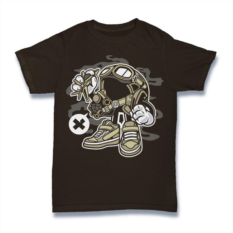 Jet Fighter t shirt designs for sale