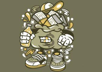 Money Bastard buy t shirt design