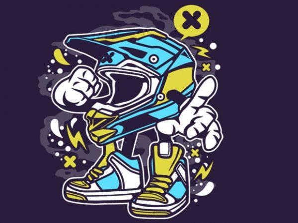 Motorcrosser t shirt designs for sale