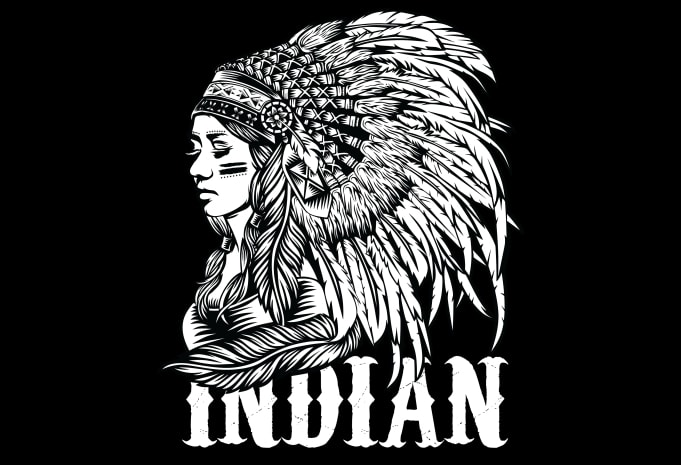 Native American Woman - Native American Women buy t shirt design
