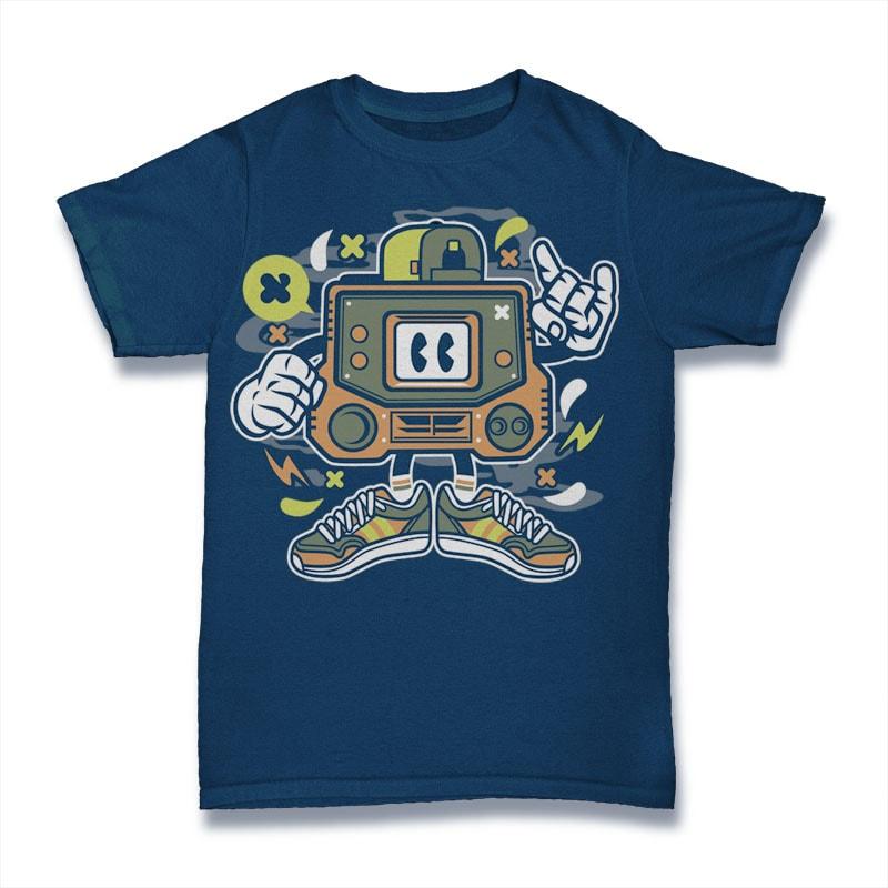 Retro Gamer buy t shirt design