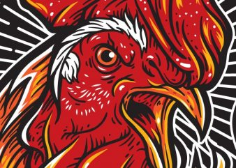 Roosterox t shirt design online