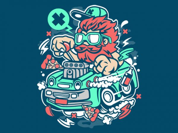 Smoking Hotrod BTD 600x450 - Smoking Hotrod buy t shirt design